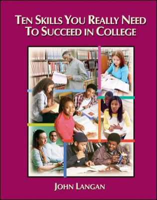 Ten Skills You Really Need to Succeed in College 9780072819557