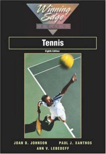 Tennis 9780072353853