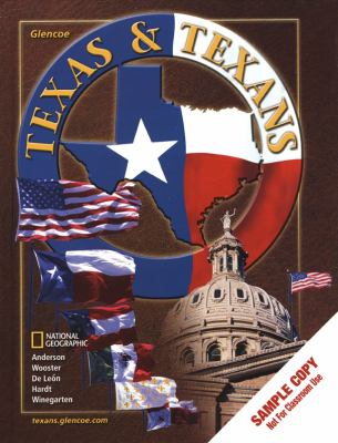 Texas and Texans, Student Edition 9780078239670