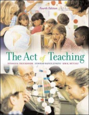 The Act of Teaching [With Powerweb Registration Code] 9780073126500