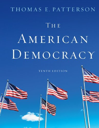 The American Democracy 9780073379098