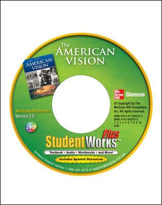 The American Vision 9780078784460