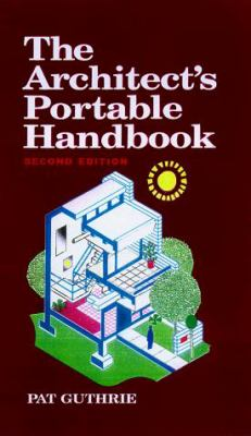 The Architect's Portable Handbook 9780070253032