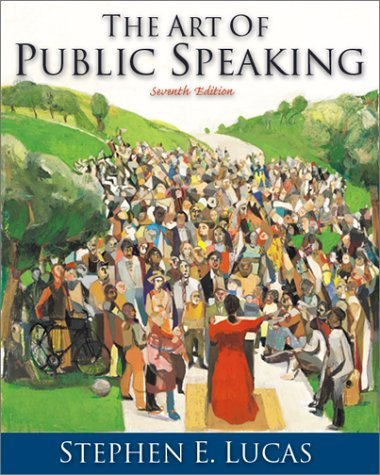 The Art of Public Speaking, Media Enhanced Edition with Learning Tool Suite 9780072504194