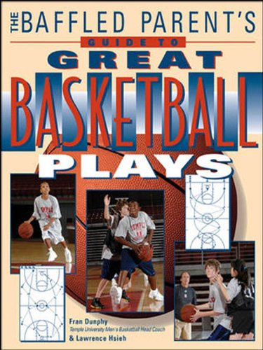 The Baffled Parent's Guide to Great Basketball Plays 9780071502795
