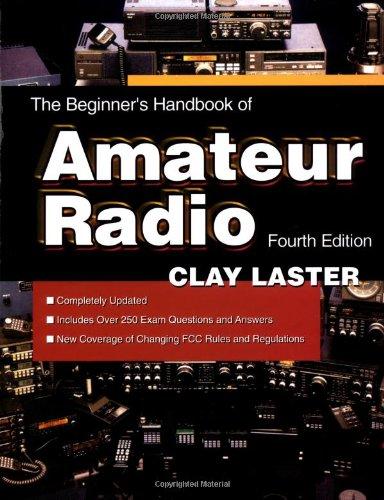 The Beginner's Handbook of Amateur Radio 9780071361873