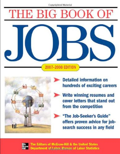 The Big Book of Jobs 9780071475907
