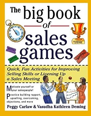 The Big Book of Sales Games 9780071343367