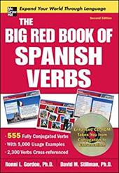 The Big Red Book of Spanish Verbs [With CDROM]