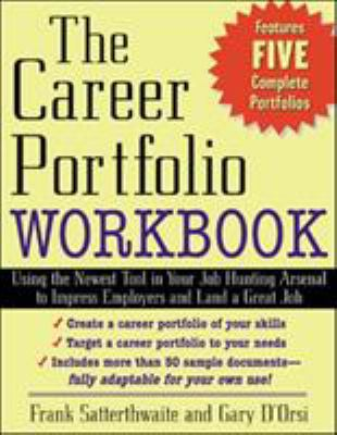 The Career Portfolio Workbook 9780071408554
