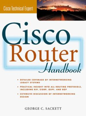The Cisco Router Handbook 9780070580985