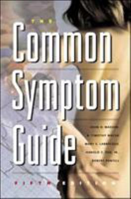 The Common Symptom Guide 9780071377652