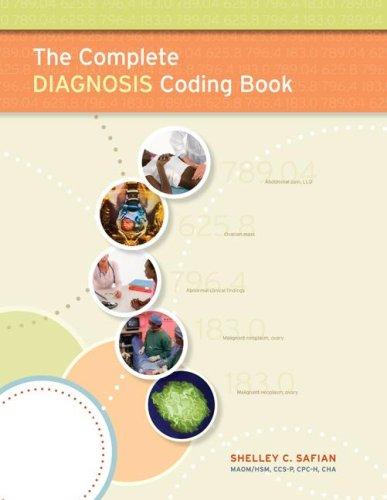 The Complete Diagnosis Coding Book