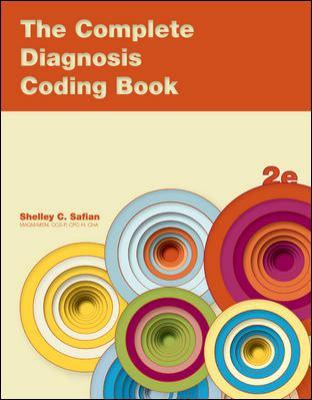 The Complete Diagnosis Coding Book 9780073374512