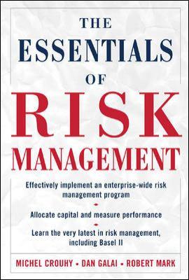The Essentials of Risk Management 9780071429665