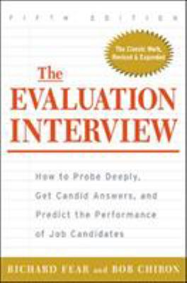 The Evaluation Interview 9780071377911