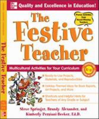The Festive Teacher 9780071492638