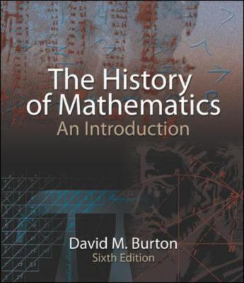 The History of Mathematics: An Introduction - 6th Edition