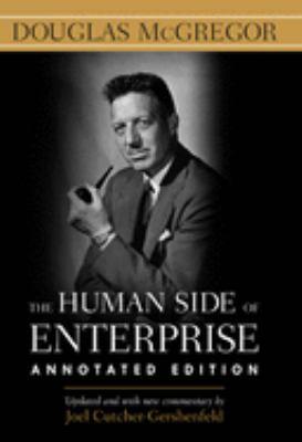 The Human Side of Enterprise 9780071462228