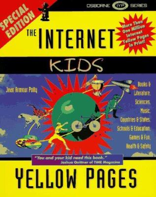 The Internet Kids Yellow Pages 9780078821974