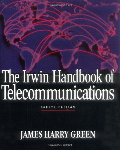 The Irwin Handbook of Telecommunications 9780071355544