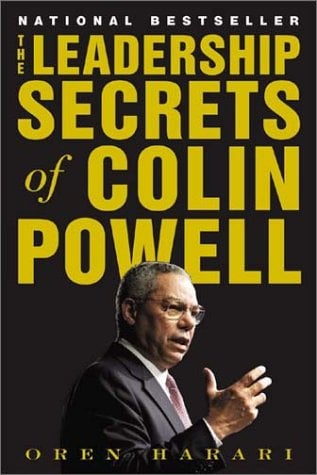 The Leadership Secrets of Colin Powell 9780071418614
