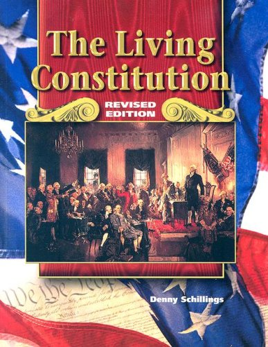 The Living Constitution 9780078280634