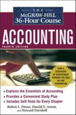 The McGraw-Hill 36-Hour Course: Accounting 9780071486033