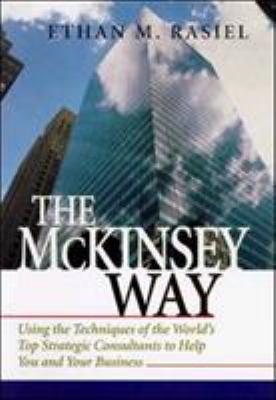 The McKinsey Way 9780070534483