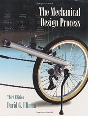 The Mechanical Design Process 9780072373387