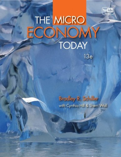 The Micro Economy Today 9780077416539