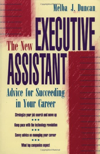 The New Executive Assistant 9780070182417