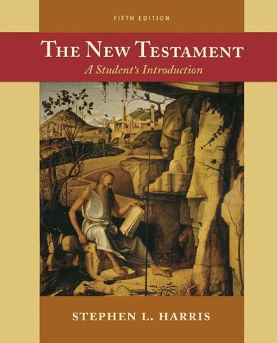 The New Testament: A Student's Introduction 9780072876017