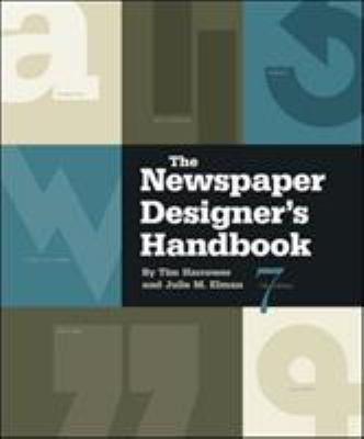 The Newspaper Designer's Handbook 9780073512044