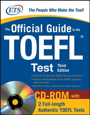 The Official Guide to the TOEFL Test [With CDROM] 9780071624053