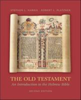 The Old Testament: An Introduction to the Hebrew Bible 9780072990515