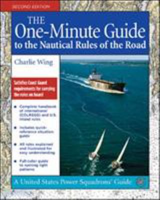 The One-Minute Guide to the Nautical Rules of the Road 9780071479233