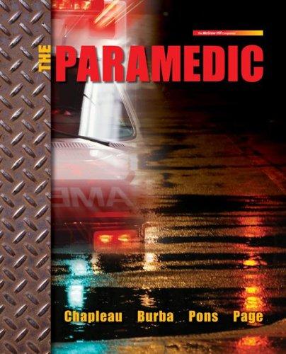 The Paramedic the Paramedic 9780073520711