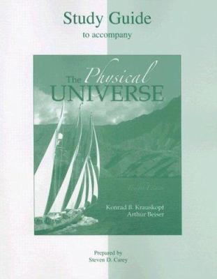 The Physical Universe Study Guide 9780073050157
