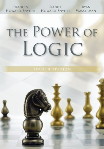The Power of Logic 9780073407371