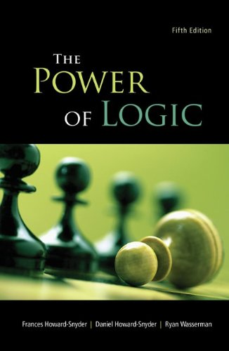 The Power of Logic 9780078038198