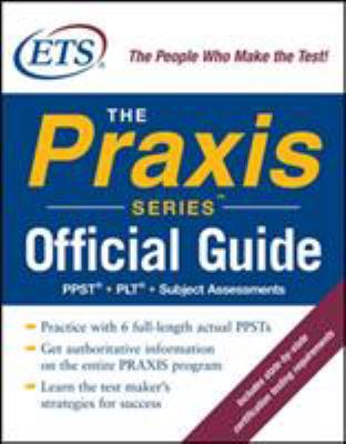The Praxis Series Official Guide 9780071494236