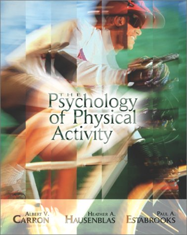 The Psychology of Physical Activity W/Powerweb 9780072552478