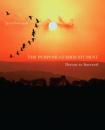 The Purpose-Guided Student: Dream to Succeed 9780073522418