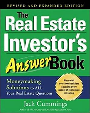 The Real Estate Investor's Answer Book: Money Making Solutions to All Your Real Estate Questions 9780071467124