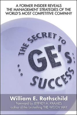The Secret to GE's Success 9780071475938