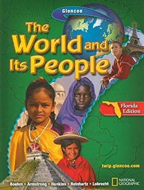 The World and Its People, Florida Edition 9780078654800
