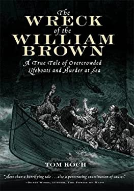 The Wreck of the William Brown 9780071434683