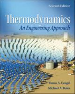 Thermodynamics: An Engineering Approach with Student Resources DVD [With Student Resources DVD] 9780077366742