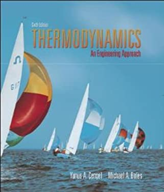 Thermodynamics: An Engineering Approach [With Student Resource DVD] 9780073305370